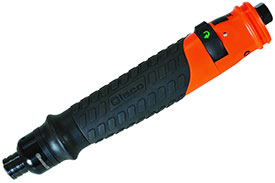 19SPA03B Cleco 19 Series Collar Reverse Push-to-Start Inline Screwdriver, Bit & Finder Model