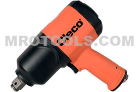 Cleco Pistol Grip Impact Wrench CV Composite Series CV-500P, Pin Anvil