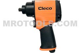 Cleco Pistol Grip Impact Wrench CWM Metal Housing Series CWM-375P, Pin Anvil