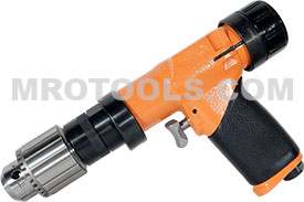 135DPV-7B-50 Cleco 135DPV Series Pistol Grip Pneumatic Drills, Variable Speed, 1/2'' Chuck