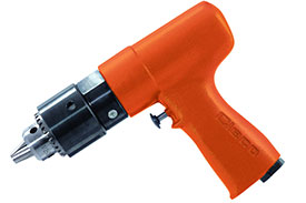 15DP-4B-53 Cleco 15DP Series Pistol Grip Pneumatic Drill, Non-Reversible, 1/2'' Chuck