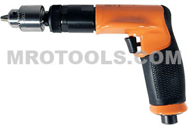 14CFS93-38 Dotco 14CF Series Pistol Grip Pneumatic Drill, Non-Reversible