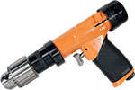 135DPV-14B-51 Cleco 135DPV Series Pistol Grip Pneumatic Drills, Variable Speed, 3/8'' Chuck