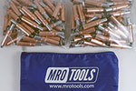 MRO TOOLS K2S150-1/4 Standard Plier Operated Cleco Fasteners 150 Piece Kit w/ Carry Bag