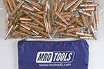 MRO TOOLS K2S150-1/8 Standard Plier Operated Cleco Fasteners 150 Piece Kit w/ Carry Bag
