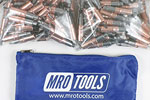 KHD2S150-1/8 Set of 150 1/8 Heavy Duty Plier Operated Cleco Fasteners w/ Polyester Carry Bag