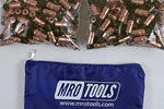 MRO TOOLS KK2S500-1/8 Extra Short Plier Operated Cleco Fasteners 500 Piece Kit w/ Carry Bag