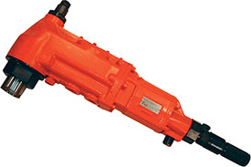 FUJI 5412052545 NPT FCD-75R-11S Heavy Duty Corner Drill (Reversible)