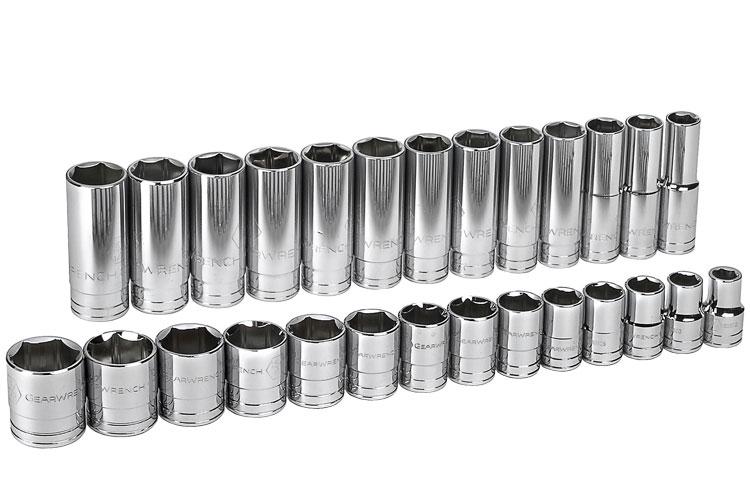 5//8 5//8 GearWrench 80605 Standard SAE Socket