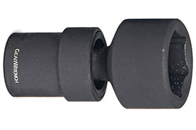 84155 GearWrench 1/4'' Universal Impact Socket