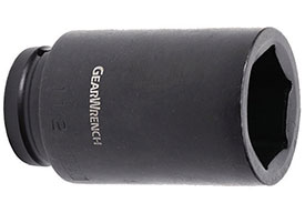 84872 GearWrench 3/4'' Deep Impact Socket