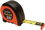 Lufkin Auto-Lock Magnetic End Hook Power Return Tape Measures