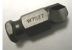 W7B27 ATI Tri-Wing Hex Power Bit #7, 7/16'' Equal To Apex TW-7