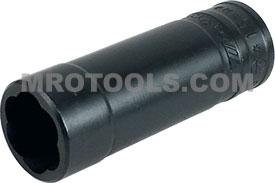 TD38591B 15mm Deep Turbo Socket, 3/8'' Square Drive