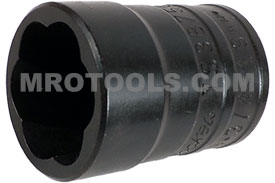 TS38750B 19mm- 3/4'' TurboSocket, 3/8'' Square Drive