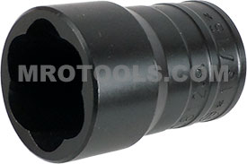 TS50812B 13/16mm TurboSocket 1/2'' Square Drive