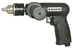 UNIVERSAL TOOL UT2855 Reversible Air Drill, 1/2'' Chuck