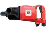 UNIVERSAL TOOL UT8480S Straight Impact Wrench, 1'' Square
