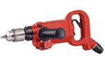UNIVERSAL TOOL UT8843-12 'D' Handle Air Drill, 1/2'' Chuck