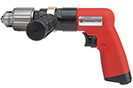 UNIVERSAL TOOL UT8896R Reversible Air Drill, 1/2'' Chuck