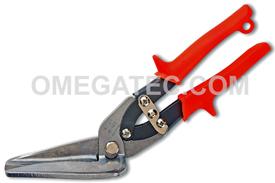 M400 Wiss 13 3/4'' Long Cut Offset Aviation Snips