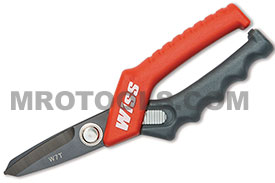W7T Wiss 7'' Utility Snips