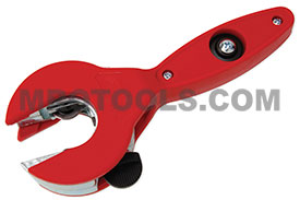 WRPCLG Wiss Ratcheting Pipe Cutter, Large, 5/16'' - 1 1/8'' Pipe Diameter